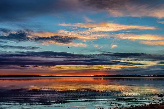 Sundown by Doug Long
