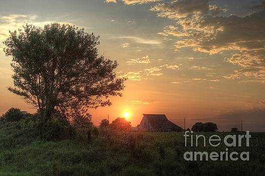Sundown by Thomas Danilovich