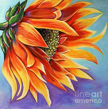 Sunflower by Sandra Lett