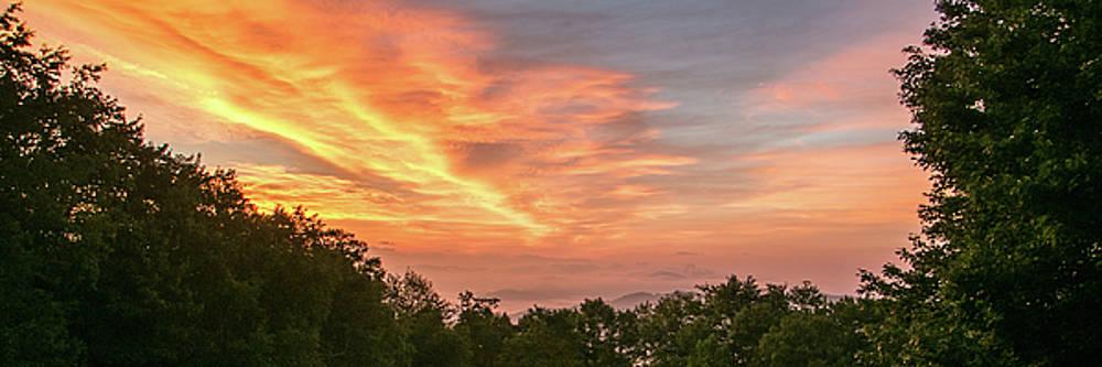 Sunrise July 22 2015 by D K Wall