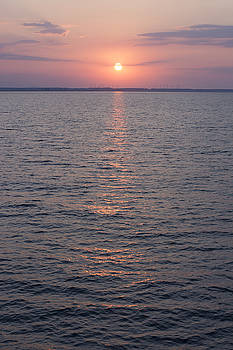 Newnow Photography By Vera Cepic - Sunrise over the sea horizon