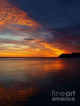 Sunrise Portrait by Trena Mara