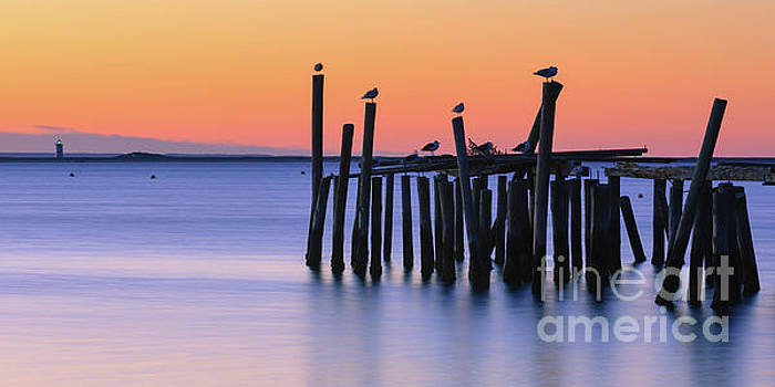 Sunrise Provincetown - Cape Cod - Massachusetts by Henk Meijer Photography
