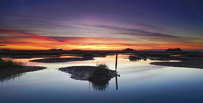 Sunrise Sunset Image Art - Best Shot by Jo Ann Tomaselli