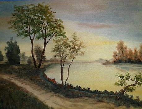 Sunrise by Zak Eissa