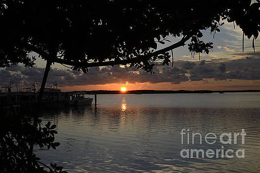 Sunset at Islamorada by Eric Killian