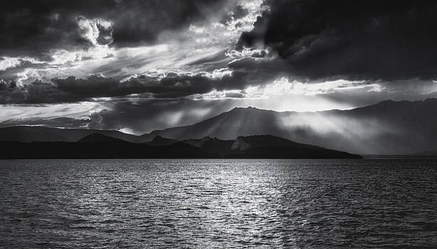 Sunset by Hayato Matsumoto