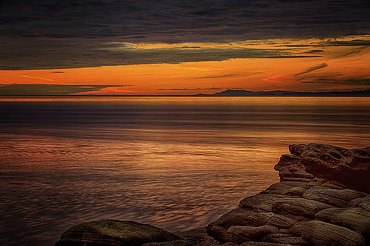 Sunset in May by Randy Hall