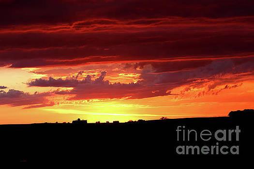 Sunset by Lori Tordsen