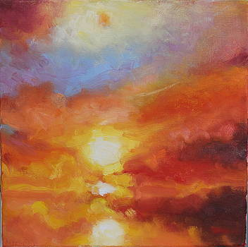 Sunset by Susan Jenkins