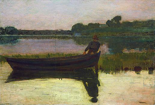 Winslow Homer - Sunset