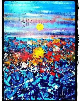 Surreal ocean  by Kyler Barnes