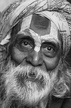 Swamiji by Ludwig Riml