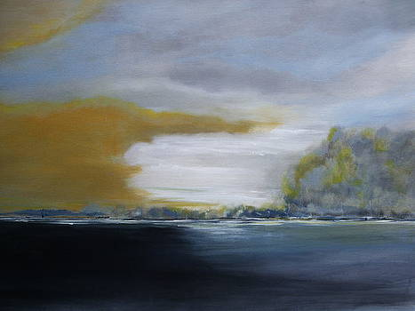 Swift Creek by Janet Visser