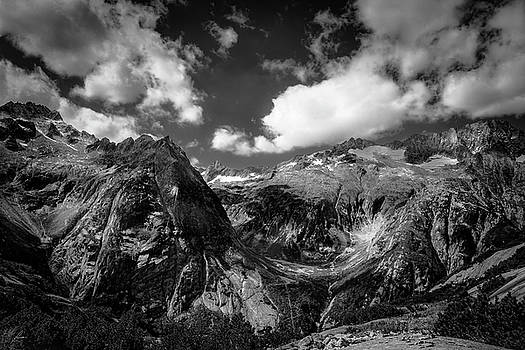 Swiss Alps by Patricia Turo