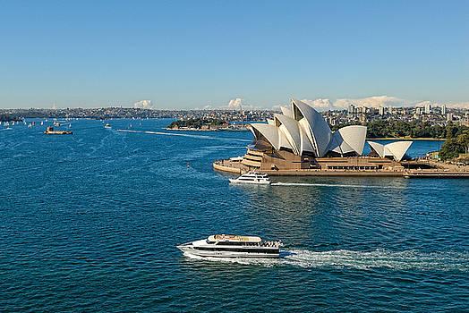 Sydney Opera House by David Iori