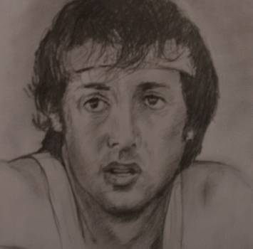 Sylvester Stallone by Covaliov Victor