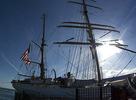 Tall Ships 12 by Perry Frantzman