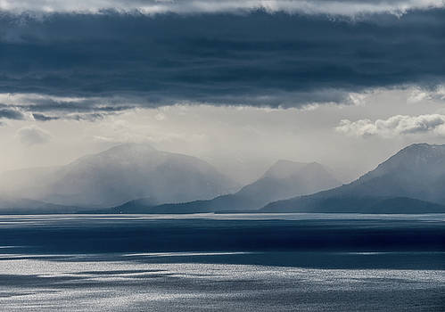 Tallac stormclouds by Martin Gollery