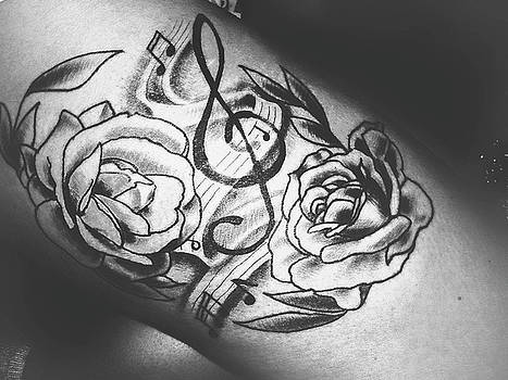 Tattoo by Danielle Scannell