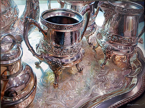 Tea Time by Keith Goodson