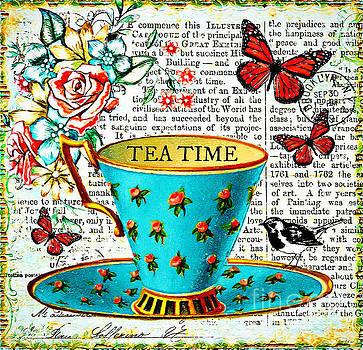 Tea Time by Tina LeCour