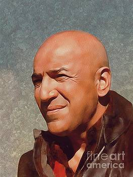 Mary Bassett - Telly Savalas, Hollywood Legend