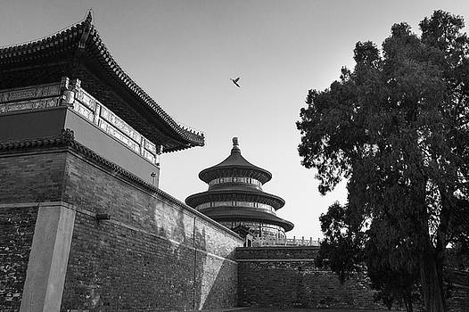 Temple of Heaven VI by Erika Gentry