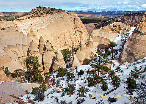 Tent Rocks National Monument by Britt Runyon