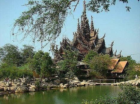 Thailand by Irina Zelichenko