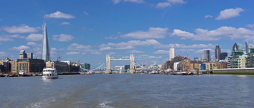 Thames View by Stewart Marsden