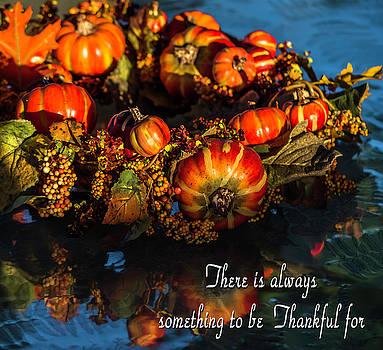 Thankful  by Leticia Latocki