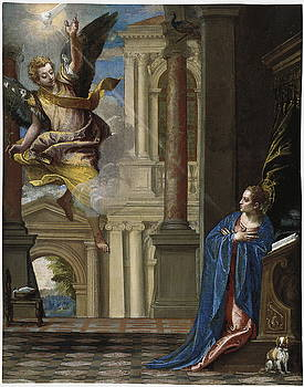 Veronese - The Annunciation