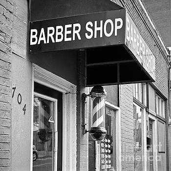 The Barber by Patrick M Lynch