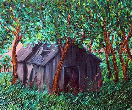 The Barn by Felix Concepcion