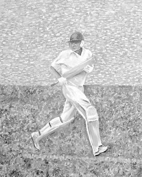 The Batsman by Elizabeth Lock