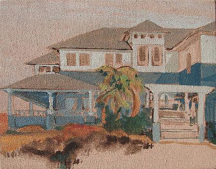 The Beach House by Amy Bernays
