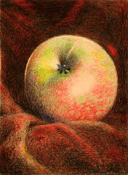 The Big Apple by Bill Meeker