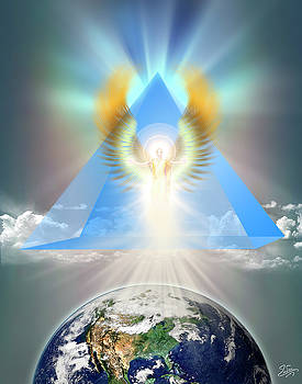 Endre Balogh - The Blue Pyramid Of Protection