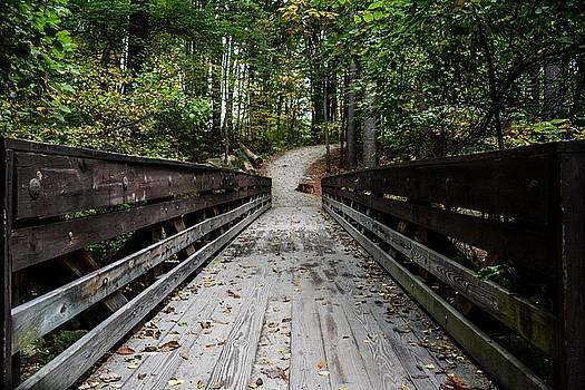 The Bridge by Cowboy Visions