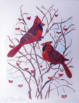 The Cardinals by Dorothy Merritt