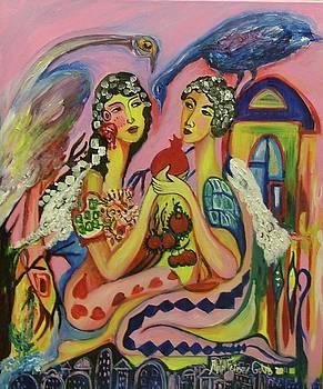 Couple by Rita Fetisov