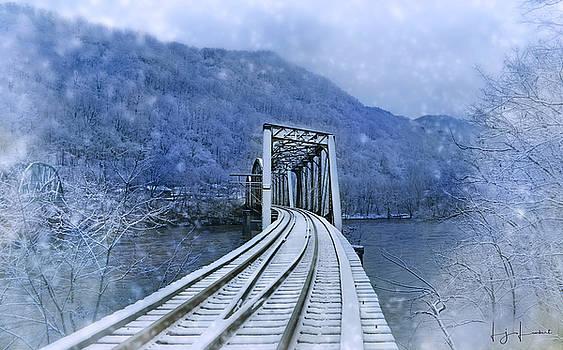 The Crossing by Lj Lambert