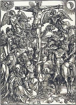 Albrecht Durer - The Crucifixion