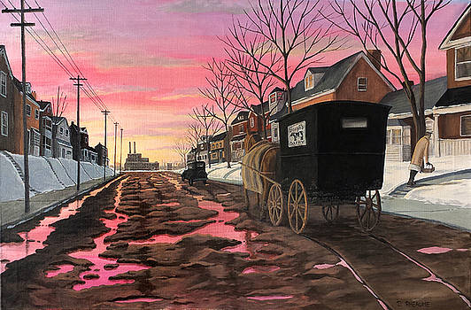 The Dairy Man by Dave Rheaume
