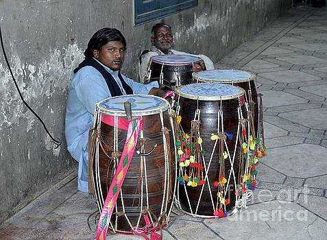 The Drummer by Bobby Dar