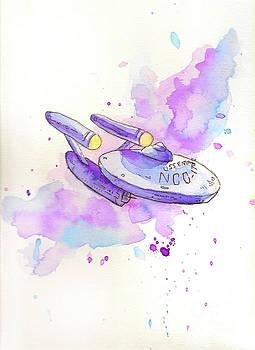 The Enterprise by Whitney Morton