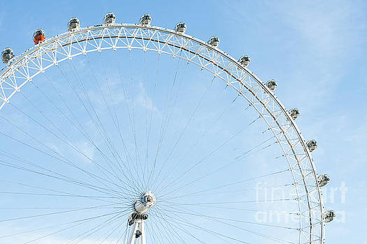 The eye London by Deyan Georgiev