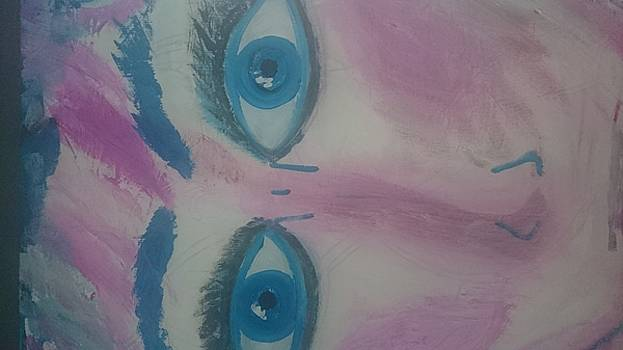 The eyes  by Danielle Landry