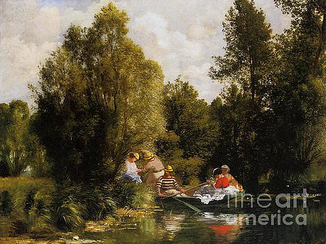 Renoir - The Fairies Pond
